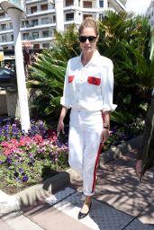 Doutzen Kroes Style and Fashion - Cannes 05/15/2018
