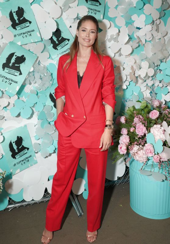 Doutzen Kroes – Tiffany & Co. Jewelry Collection Launch in NY 05/03/2018