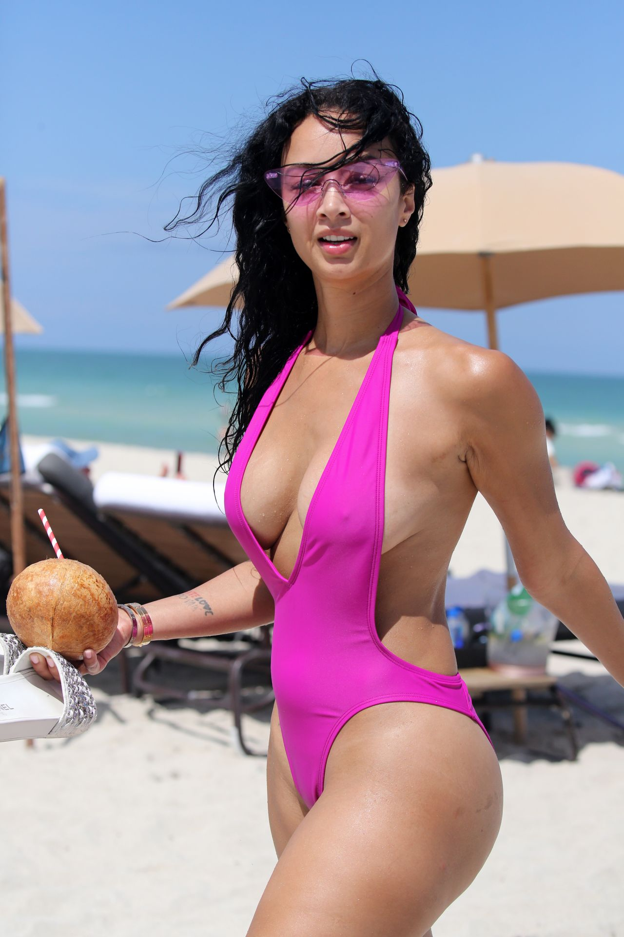 Draya Michele In Swimsuit In Miami 05152018-1882