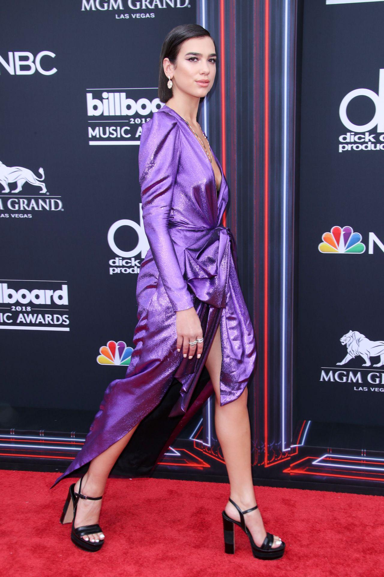 Dua Lipa 2018 Billboard Music Awards In Las Vegas