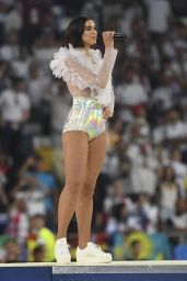 Dua Lipa - Performing Live at The Champions League Final in Kiev 05/26/2018