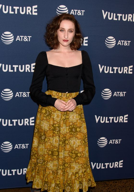 Eden Epstein – 2018 Vulture Festival in New York