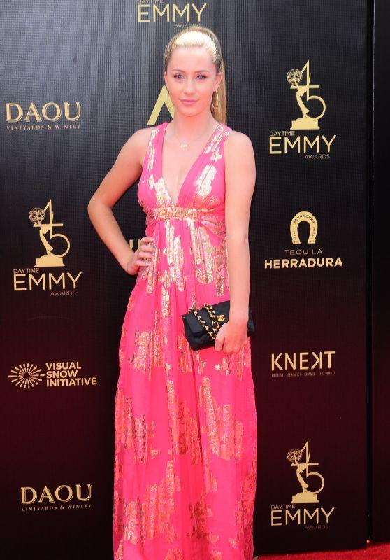 Eden McCoy – 2018 Daytime Emmy Awards