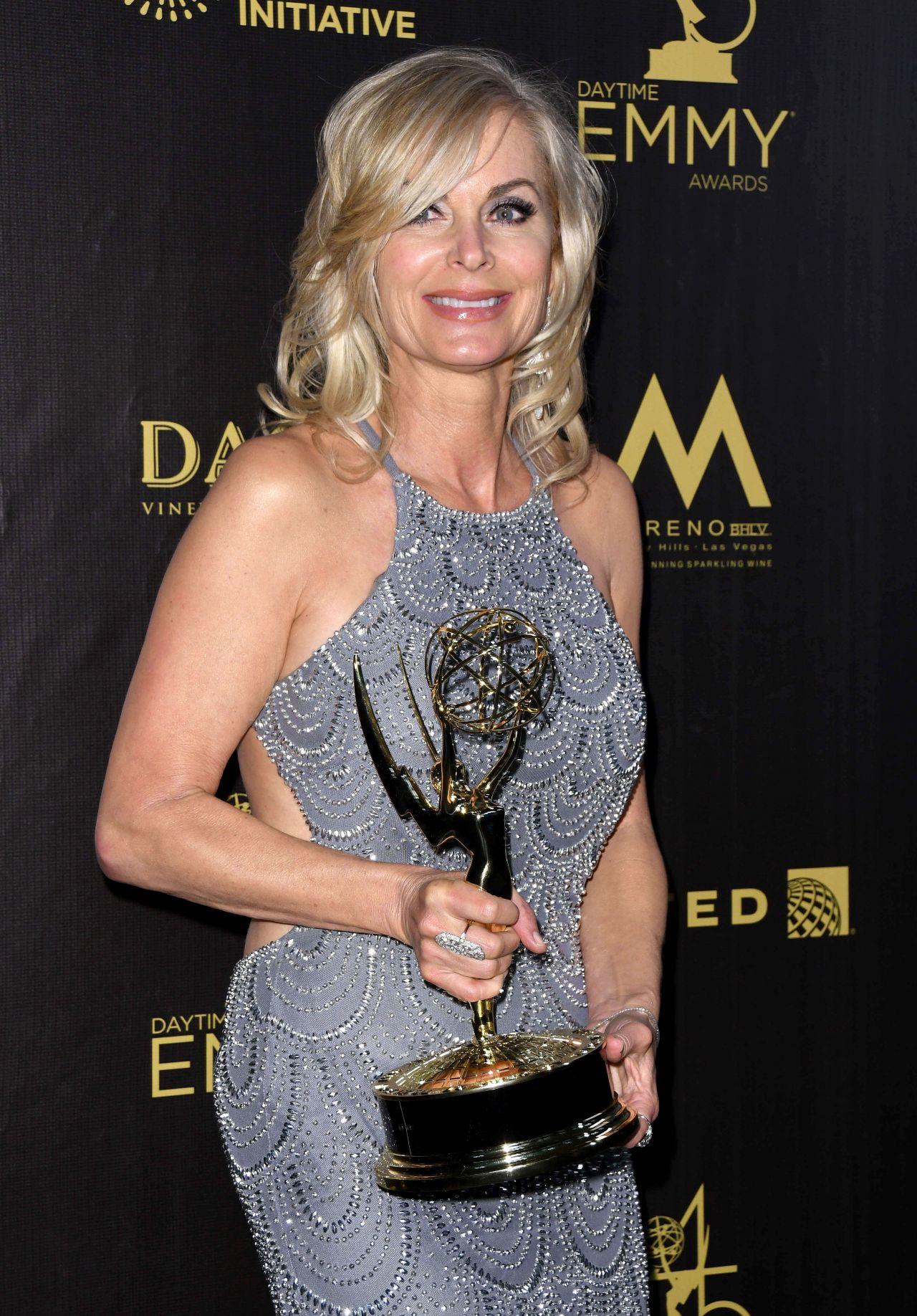 Eileen Davidson 2018 Daytime Emmy Awards