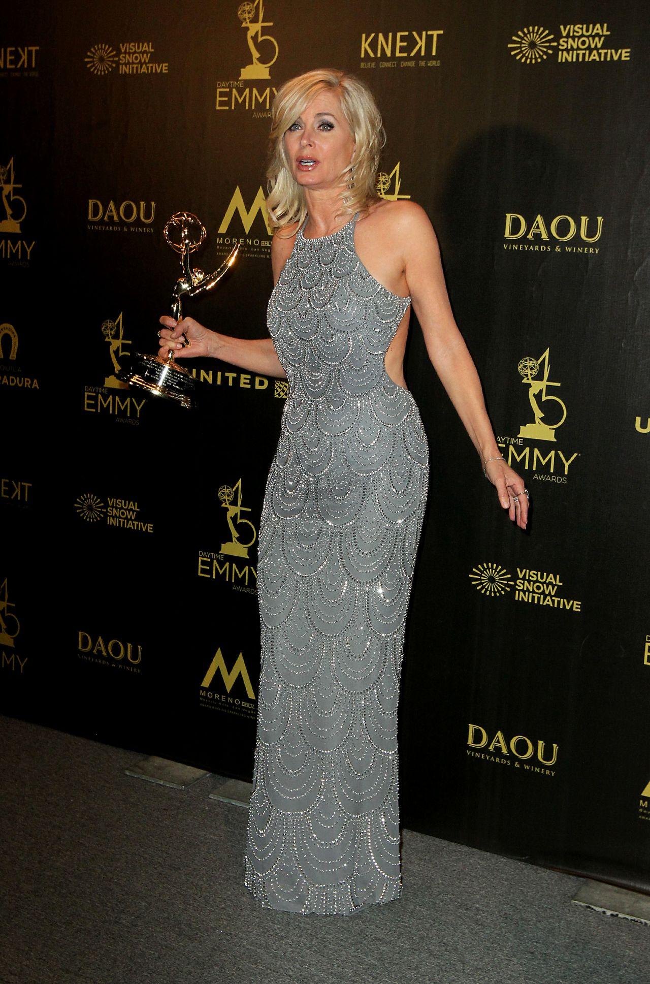 Eileen Davidson – 2018 Daytime Emmy Awards Emmy Awards 2018