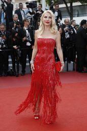 """Eleni Menegaki – """"Sink or Swim"""" Red Carpet in Cannes"""