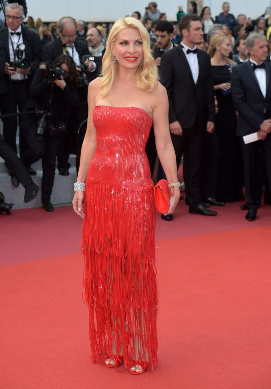 "Eleni Menegaki – ""Sink or Swim"" Red Carpet in Cannes"