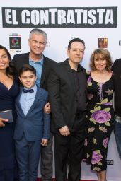 """Eliana Alexander - """"El Contratista"""" Special Cast and Crew Screening in Hollywood"""