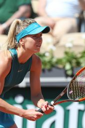 Elina Svitolina – French Open Tennis Tournament 2018 in Paris 05/27/2018