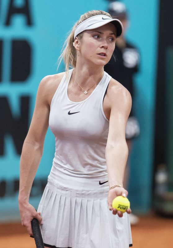 Elina Svitolina – Mutua Madrid Open in Madrid 05/08/2018