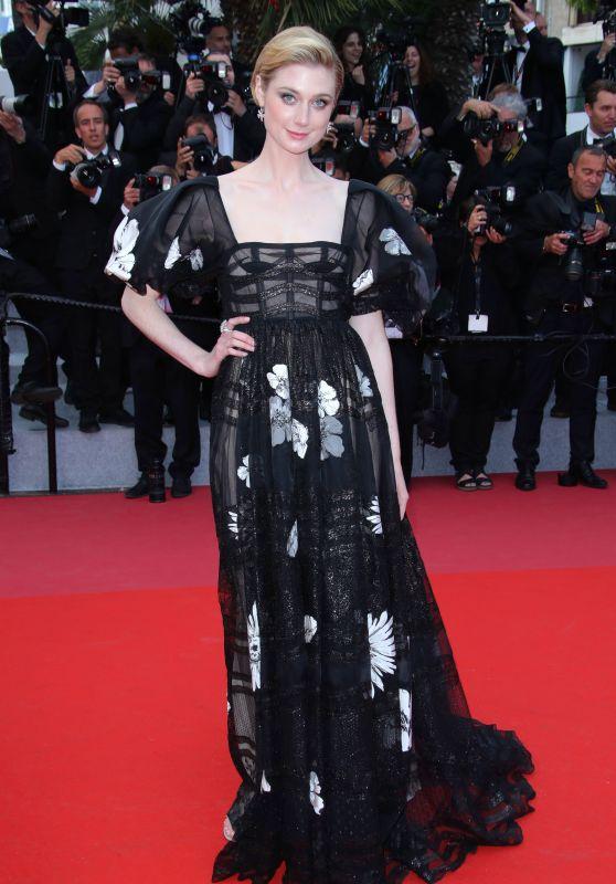 "Elizabeth Debicki – ""Solo: A Star Wars Story"" Red Carpet in Cannes"