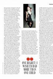 Elizabeth Hurley - Grazia Magazine, June 4, 2018