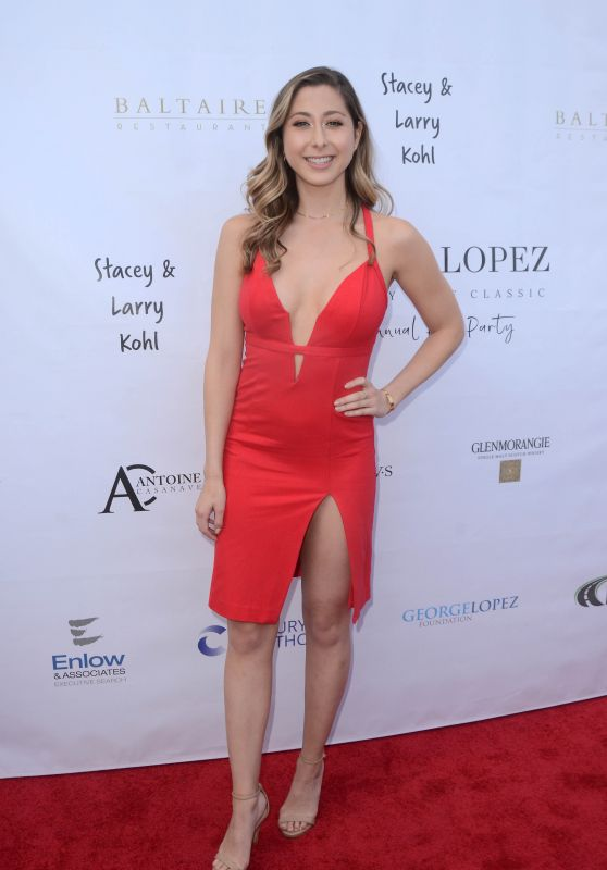 Elizabeth Small – George Lopez Golf Classic Pre-Party in Brentwood 05/06/2018