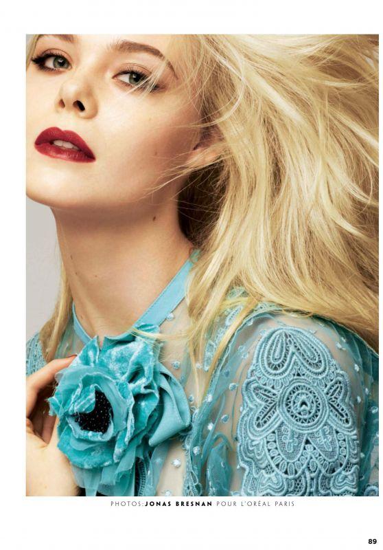 Elle Fanning - Gala Magazine France 05/09/2018