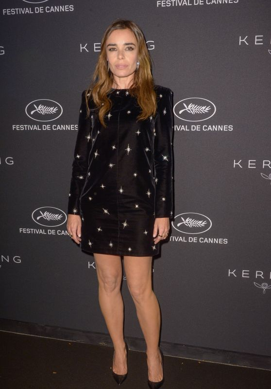 Elodie Bouchez – Kering Women in Motion Awards Dinner at Cannes Film Festival 2018