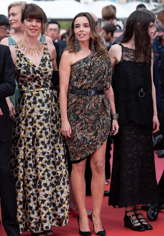 """Elodie Bouchez – """"The Wild Pear Tree"""" Red Carpet in Cannes 05/18/2018"""