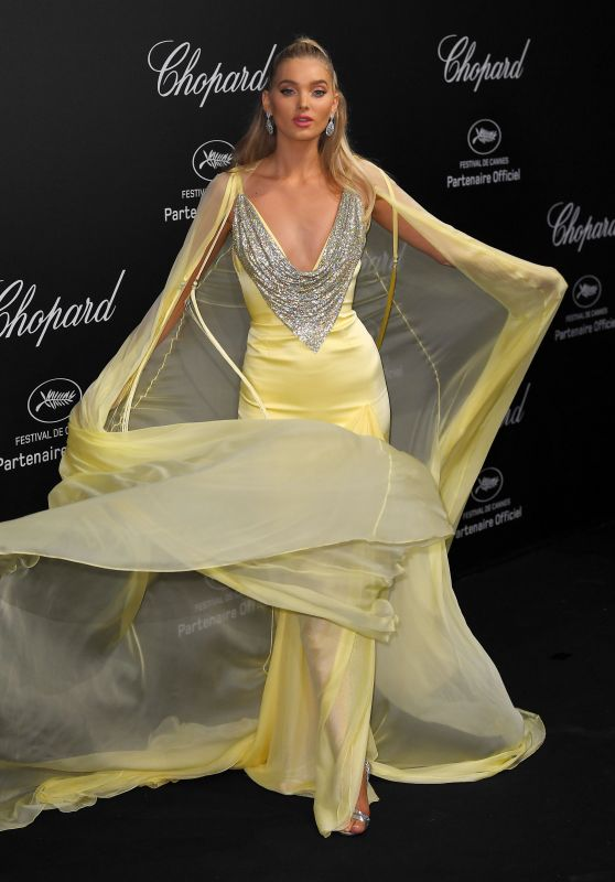 Elsa Hosk – Secret Chopard Party in Cannes 05/11/2018