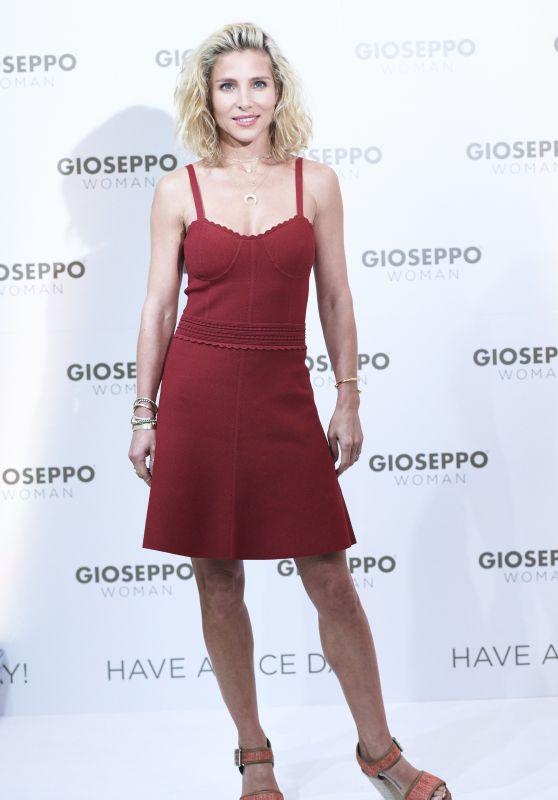 Elsa Pataky - Presents Gioseppo Woman at Gioseppo Store in Madrid 05/11/2018