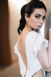 Emeraude Toubia - Premios ERES Awards 2018 Photoshoot