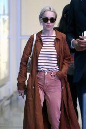 Emilia Clarke at JFK Airport in NYC 05/20/2018