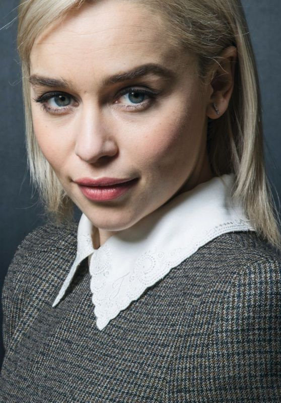 Emilia Clarke - Photographed for Le Parisien May 2018