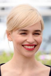 """Emilia Clarke - """"Solo: A Star Wars Story"""" Photocall in Cannes"""