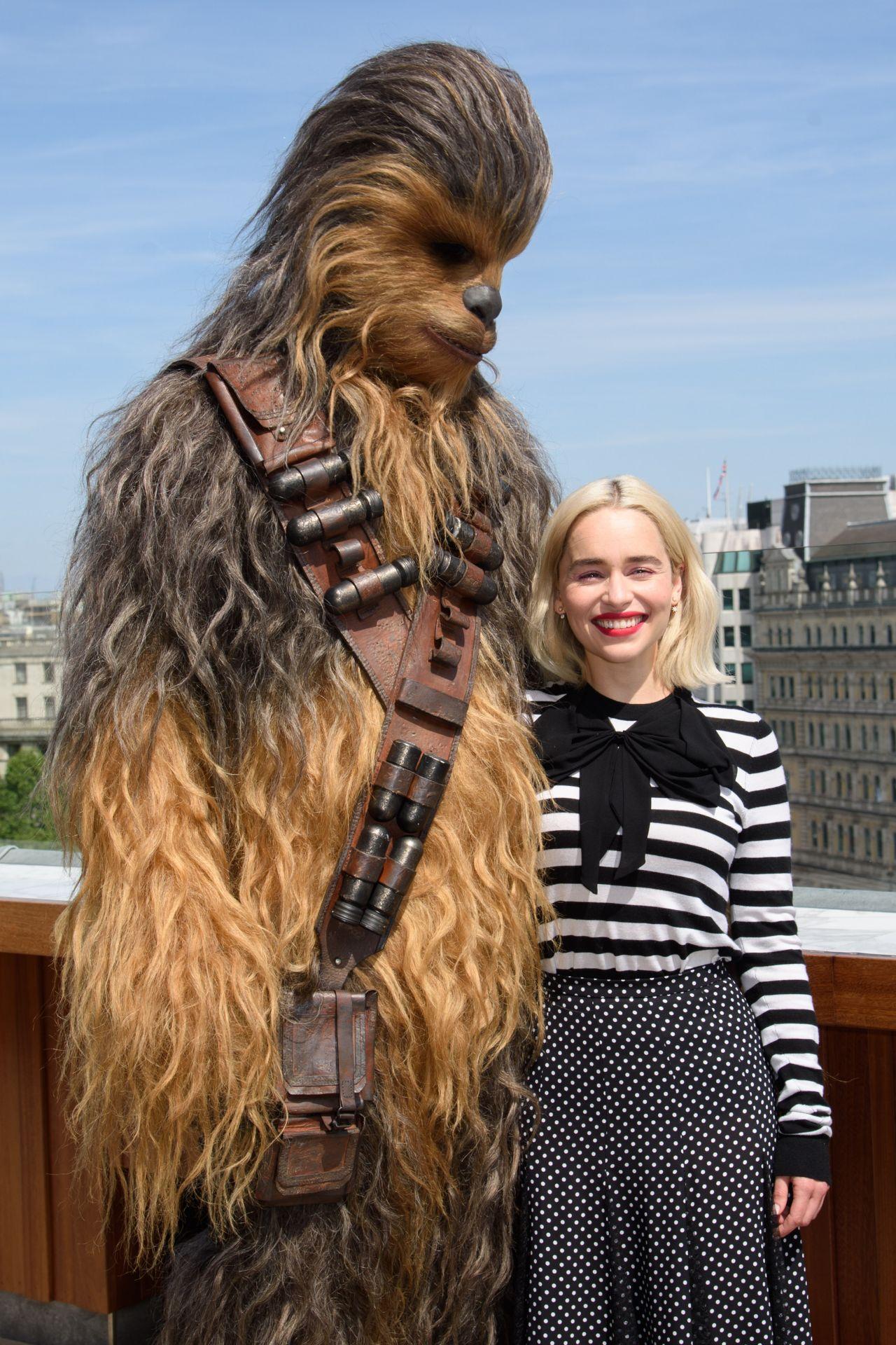 Emilia Clarke Star Wars