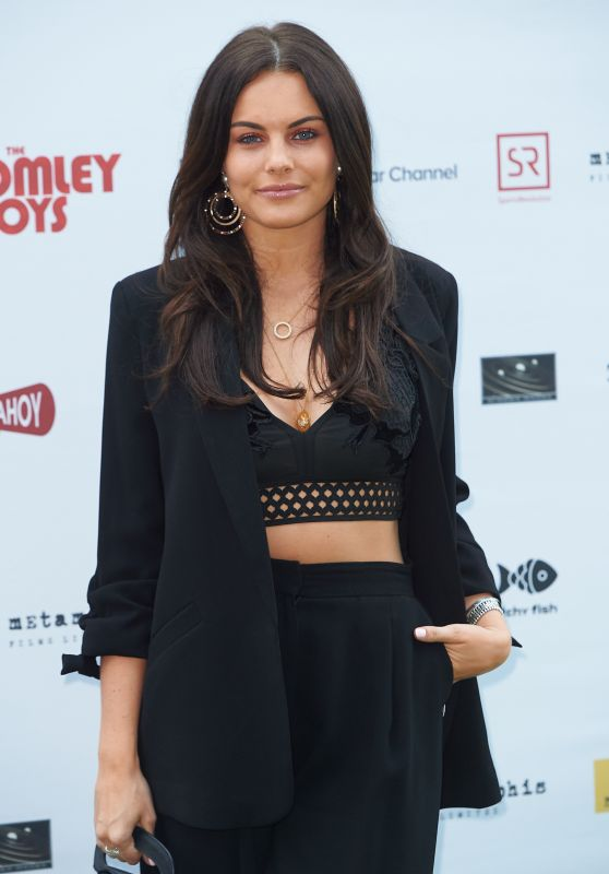 "Emily Blackwell – ""Bromley Boys"" World Premiere in London"