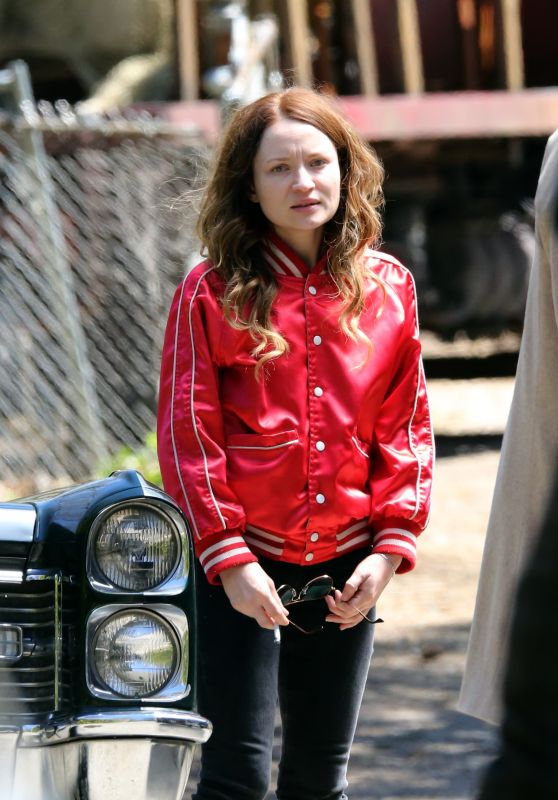 Emily Browning Latest Photos Celebmafia