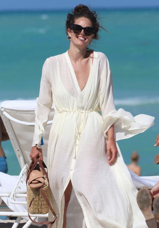 Emily DiDonato in Miami Beach 05/04/2018