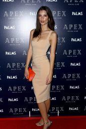 Emily Ratajkowski – Apex Social Club Grand Opening in Las Vegas 05/25/2018