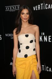 "Emily Ratajkowski – ""In Darkness"" Premiere in Hollywood"