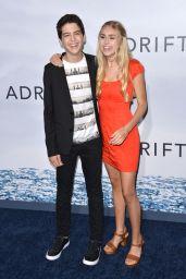 """Emily Skinner – """"Adrift"""" Premiere in Los Angeles"""