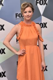 Emily VanCamp – 2018 Fox Network Upfront in NYC