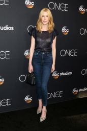 "Emma Booth – ""Once Upon A Time"" Finale Screening in LA 05/08/2018"