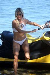 Emma Harrison in Bikini on Gold Coast , May 2018