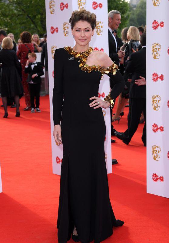 Emma Willis – BAFTA TV Awards 2018 in London