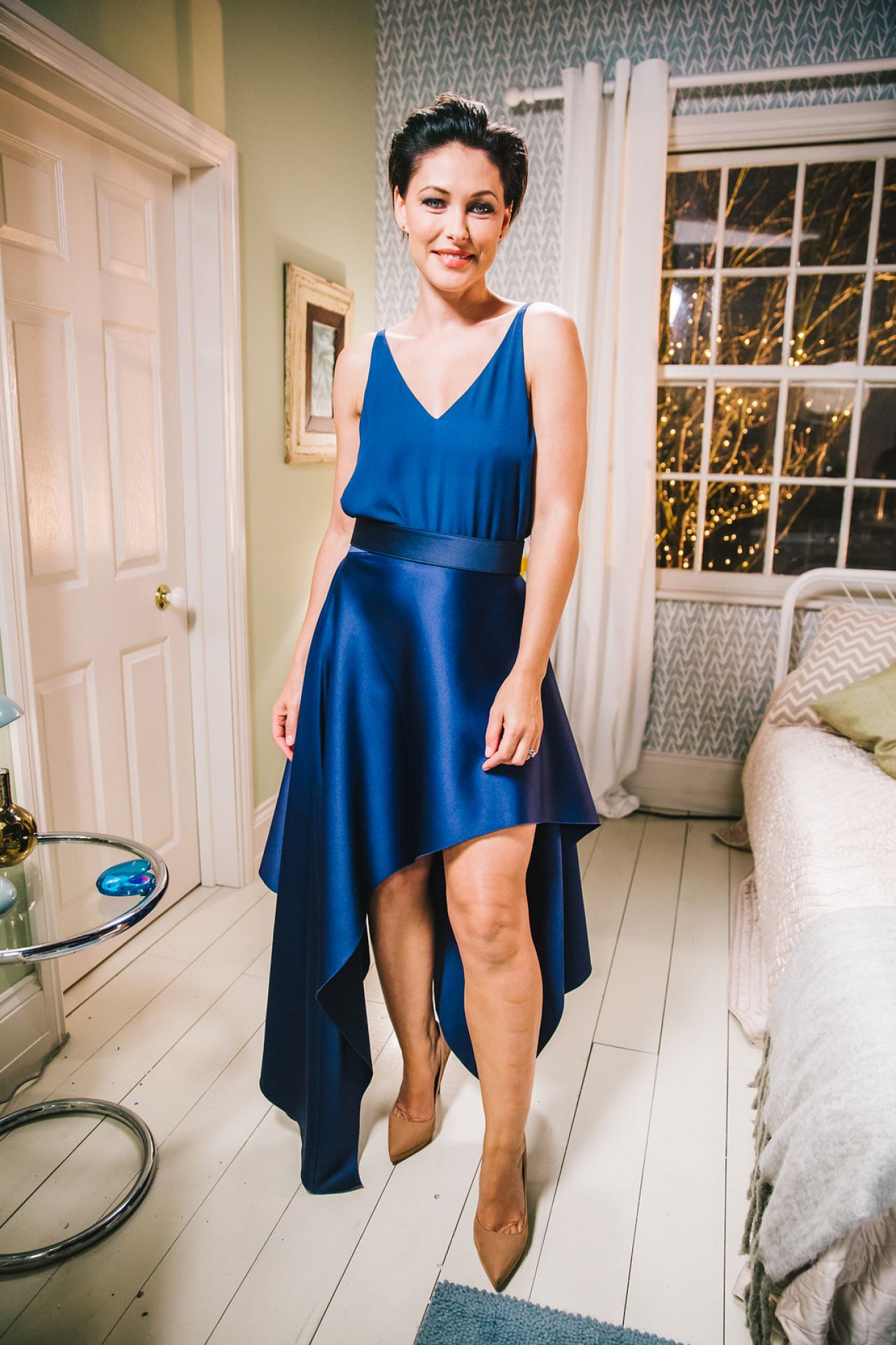 Emma Willis Photoshoot 2018