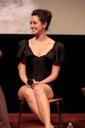 "Emmy Rossum - ""Shameless"" Screening in Hollywood 05/24/2018"