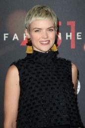 "Erin Richards – ""Fahrenheit 451"" Premiere in NYC"