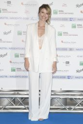 Euridice Axen – Nastri D'Argento 2018 Blu Carpet in Rome