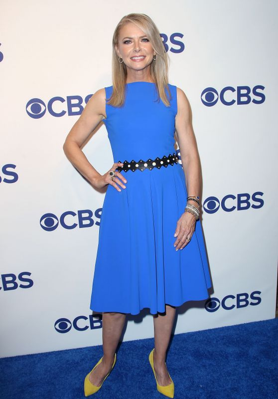 Faith Ford – CBS Upfront Presentation in New York 05/16/2018