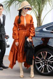 Fan Bingbing in Cannes 05/09/2018