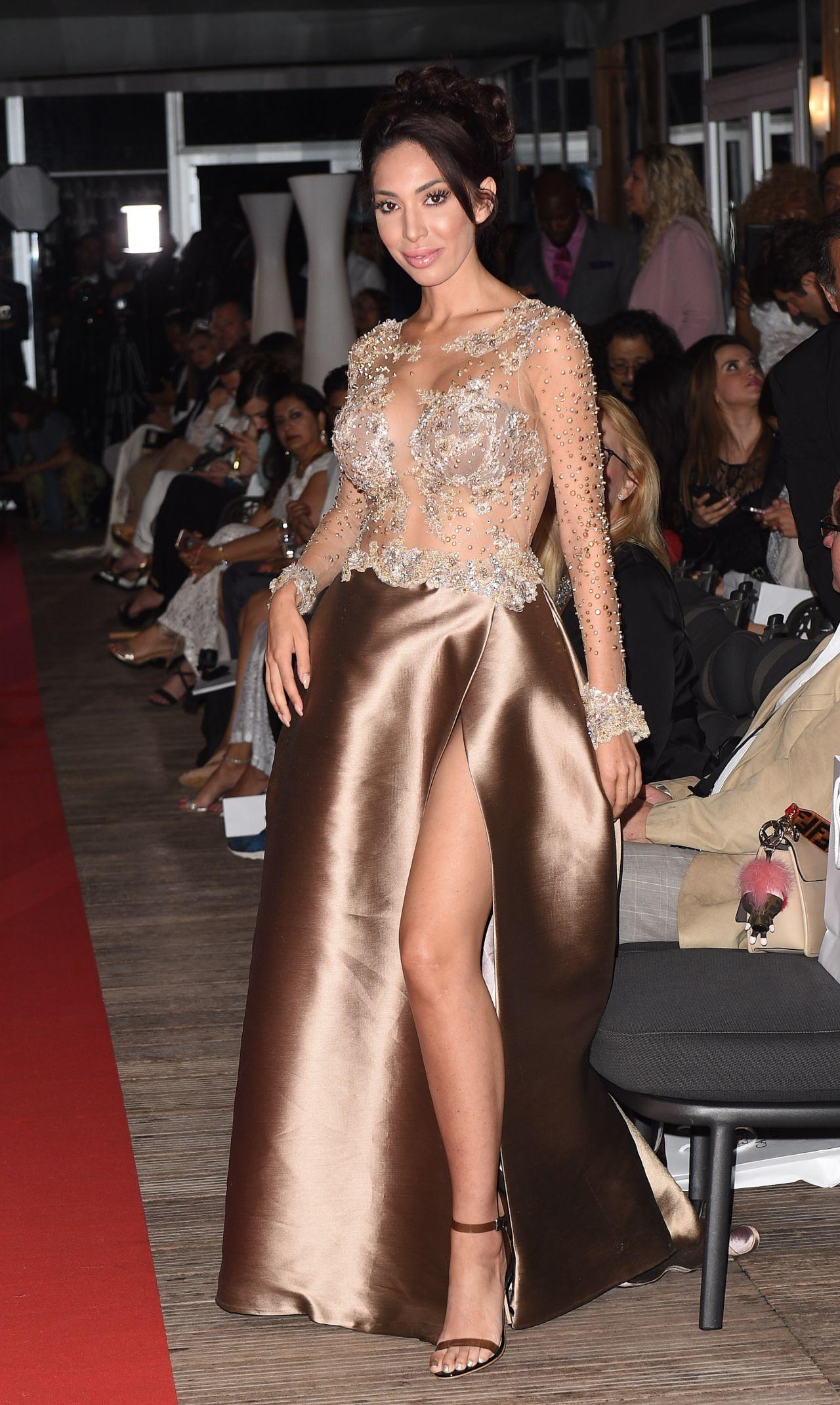 Farrah Abraham - Fashion Show In Cannes 05142018-5027