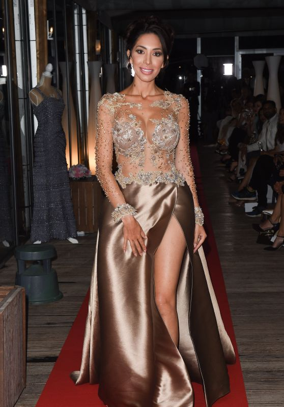 Farrah Abraham - Fashion Show in Cannes 05/14/2018