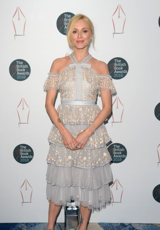 Fearne Cotton - 2018 British Book Awards in London