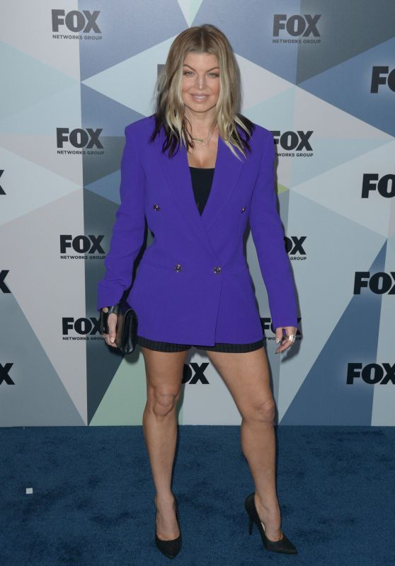 Fergie – 2018 Fox Network Upfront in NYC