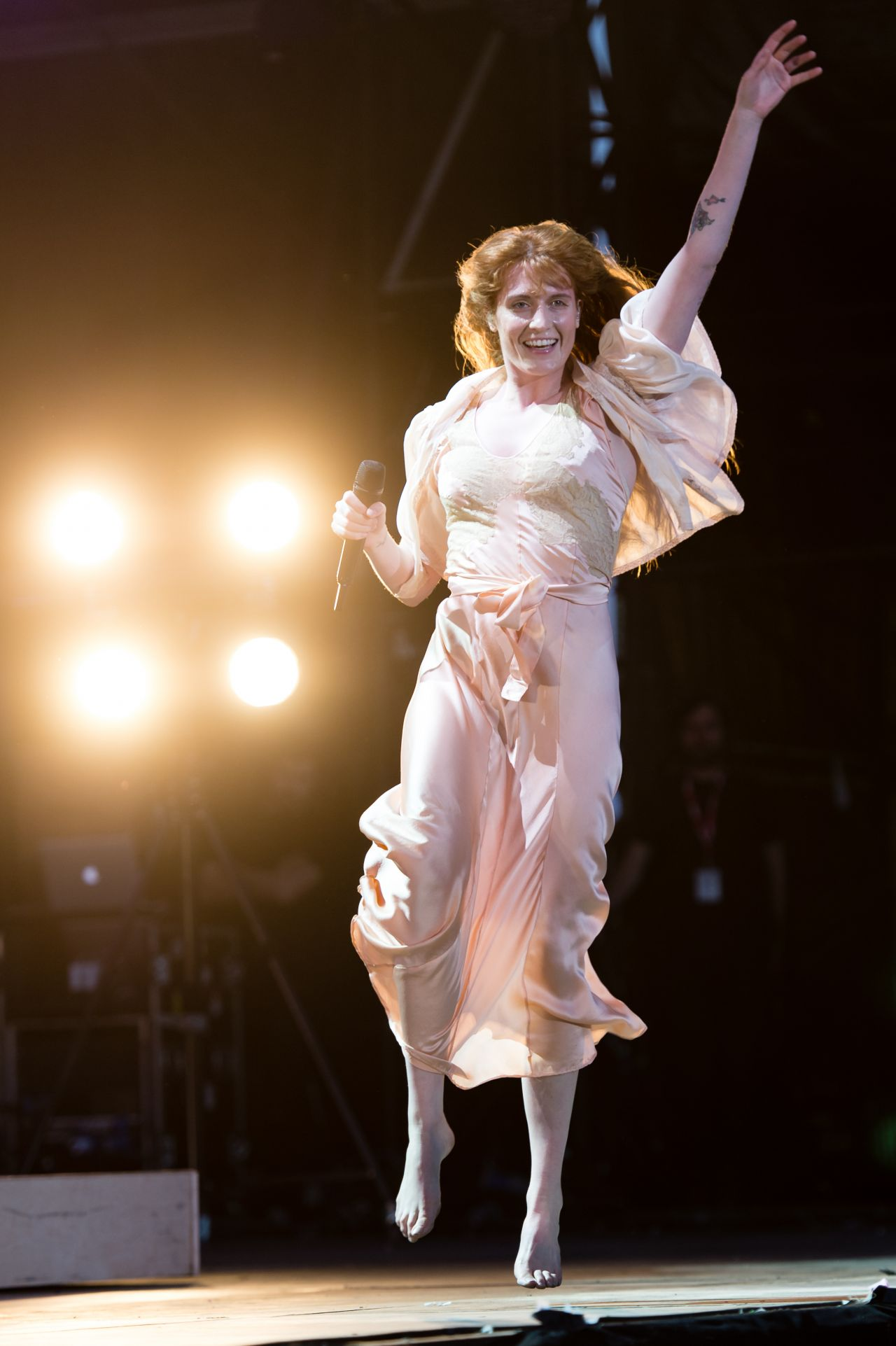 Florence Welch Florence And The Machine Perform At Bbc