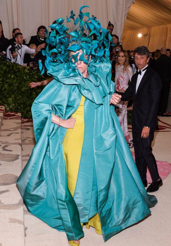 Frances McDormand – MET Gala 2018