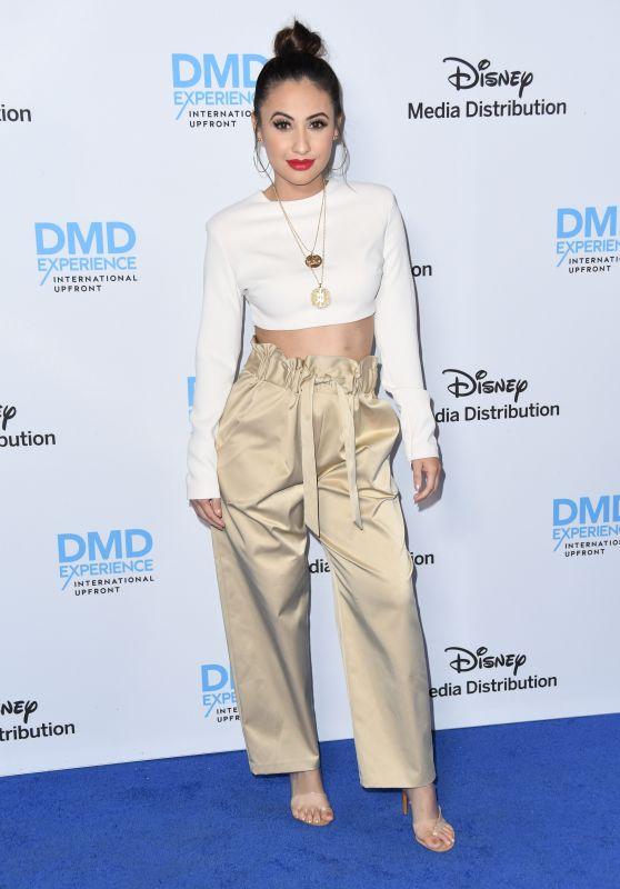 Francia Raisa – 2018 Disney ABC International Upfronts in LA